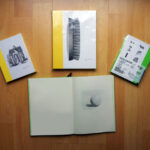 The IKEA HISTORISK sketchbook and their takeaway pencil