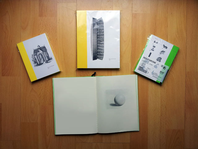 IKEA HISTORISK Sketch book