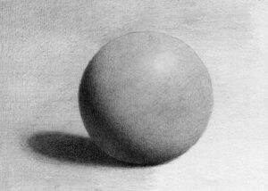 Sphere Drawing Pencil