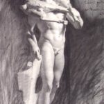 Classical Plaster Cast Drawing
